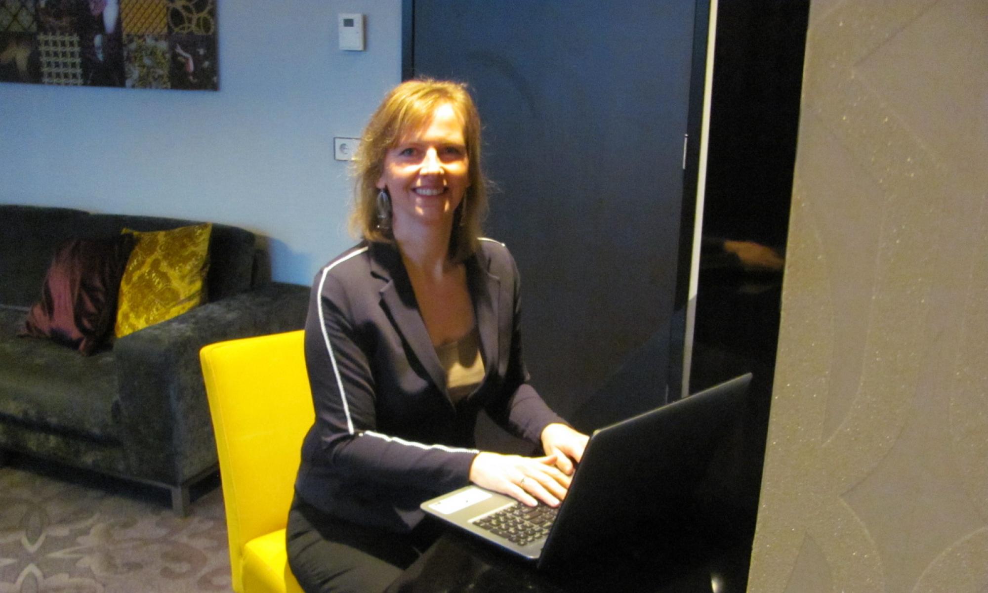 Ellen Wouda Personal Business Coach